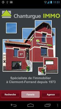 Chanturge IMMO poster
