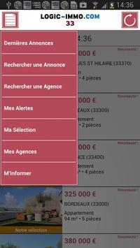 Logic-immo.com Gironde apk screenshot