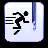 Fast Unzip Unrar Tool icon