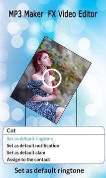 MP3 Maker : FX Video Editor screenshot 3