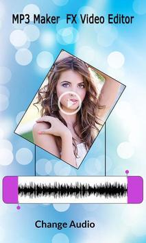 MP3 Maker : FX Video Editor screenshot 4