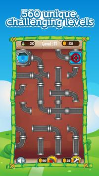 Plumber Game: Water Pipe Line Connecting screenshot 1