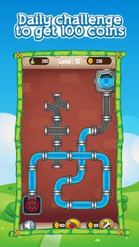 Plumber Game: Water Pipe Line Connecting screenshot 2