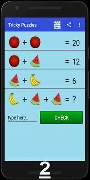 Logic Puzzles screenshot 1