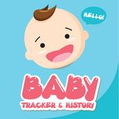 Baby Tracker & History icon