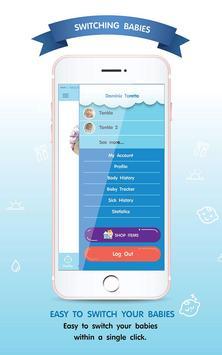 Baby Tracker & History apk screenshot