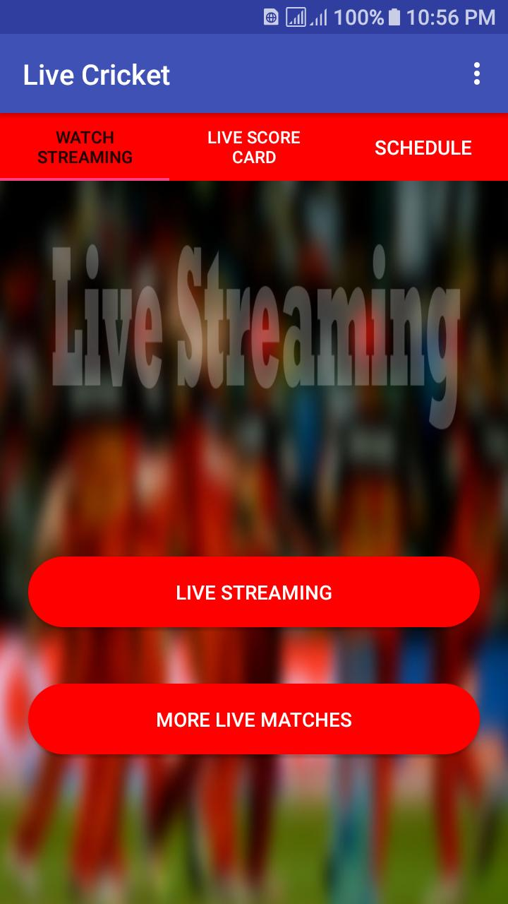 live cricket match streaming - best score 2018 poster