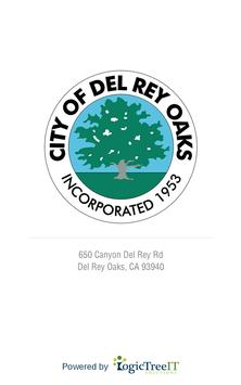 City Of Del Rey Oaks poster