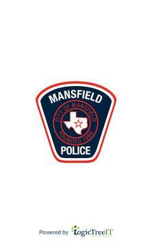 Mansfield Police Department poster
