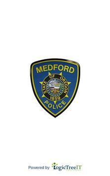 Medford Police Department poster