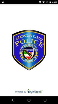 Nogales Police Department poster