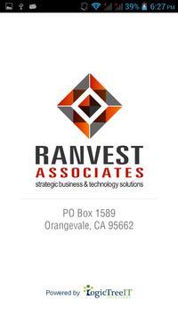 Ranvest Associates poster