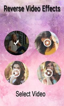 Reverse Video Effects screenshot 1