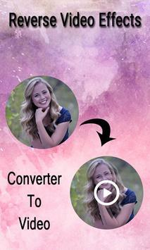 Reverse Video Effects screenshot 2