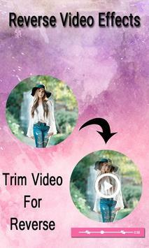 Reverse Video Effects screenshot 4