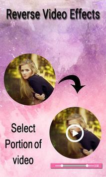 Reverse Video Effects screenshot 5