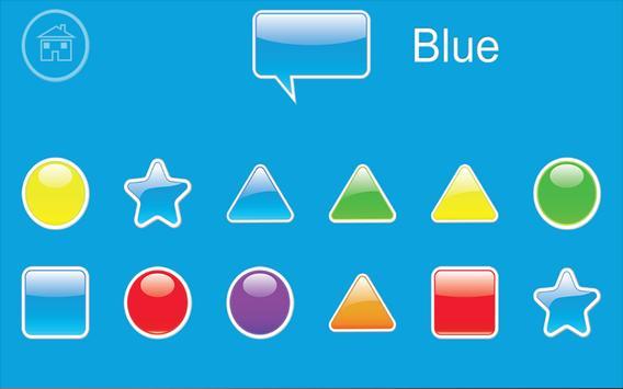 Kids Shapes & Colors apk screenshot