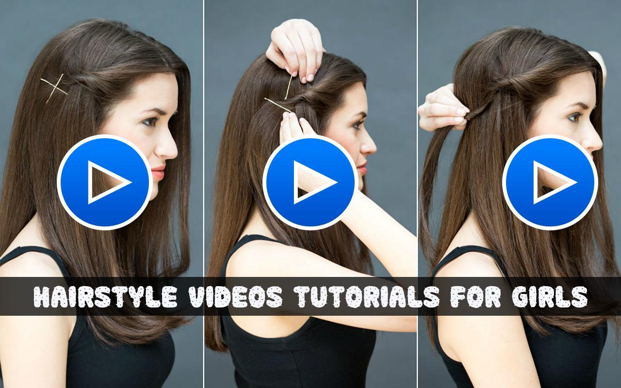 Hairstyle Video Tutorial for Girls 3 for Android - APK Download