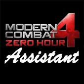 Modern Combat 4 Assistant icon