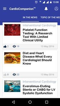 CardioCompanion apk screenshot
