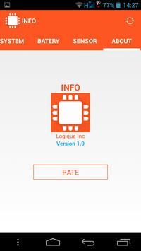 INFO (System & Hardware info) screenshot 4