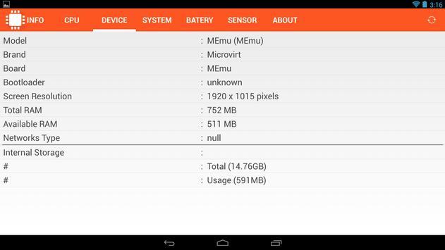 INFO (System & Hardware info) screenshot 6