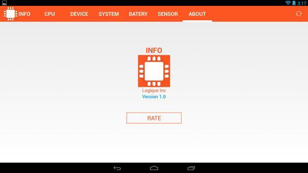 INFO (System & Hardware info) screenshot 7