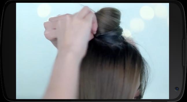 Korean Hair Tutorial screenshot 4