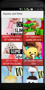 Squishy and Slime poster