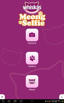 Whiskas Meong Selfie screenshot 11