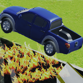 Offroad Stunt car Driving icon