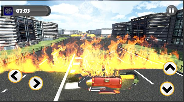 Offroad Stunt car Driving screenshot 4