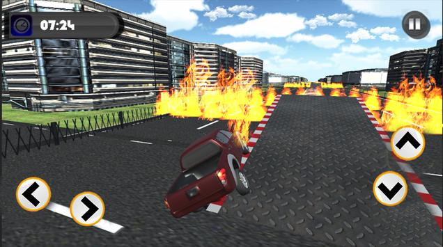 Offroad Stunt car Driving screenshot 13