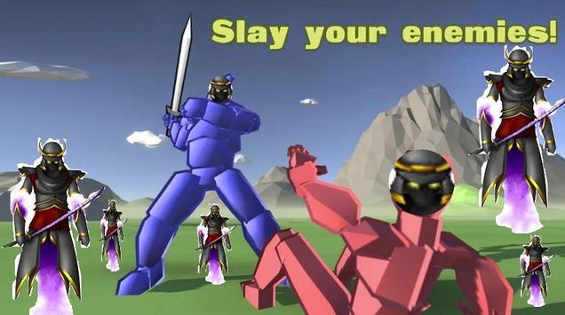 Epic Real Battle Simulator 3D apk screenshot