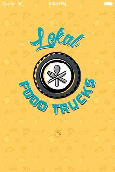 Lokal Food Trucks poster