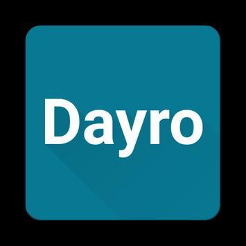 Dayro poster