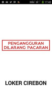 Loker Cirebon poster