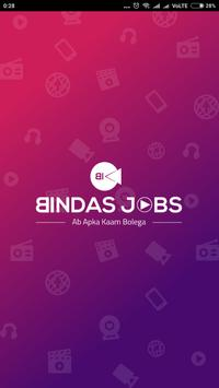 BindasJobs poster