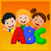 kids Alphabets Learning(Animals,Countries,Flowers) icon