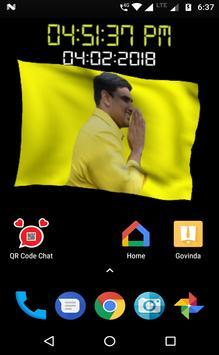 Lokesh Flag Live Wallpapers - TDP screenshot 11