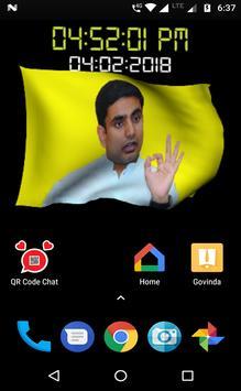 Lokesh Flag Live Wallpapers - TDP screenshot 2