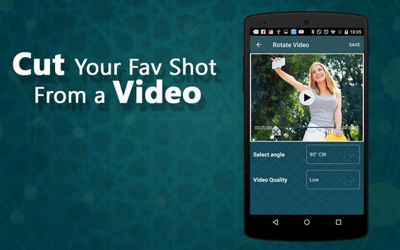 Video Editor : Trim , Cut Videos screenshot 5