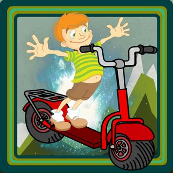 Scooter boy club race run apk screenshot