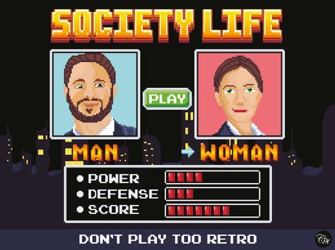 Society Life screenshot 1