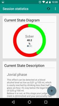Smart Alcohol Calculator apk screenshot