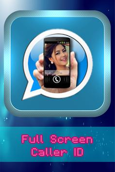 Full Screen Caller ID poster