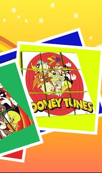 Slide Puzzle For Looney Tunes apk screenshot