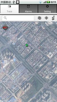 Location Notification apk screenshot