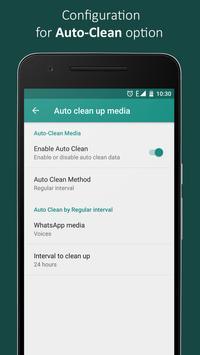 Turbo Cleaner for WhatsApp screenshot 5