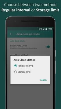 Turbo Cleaner for WhatsApp screenshot 6